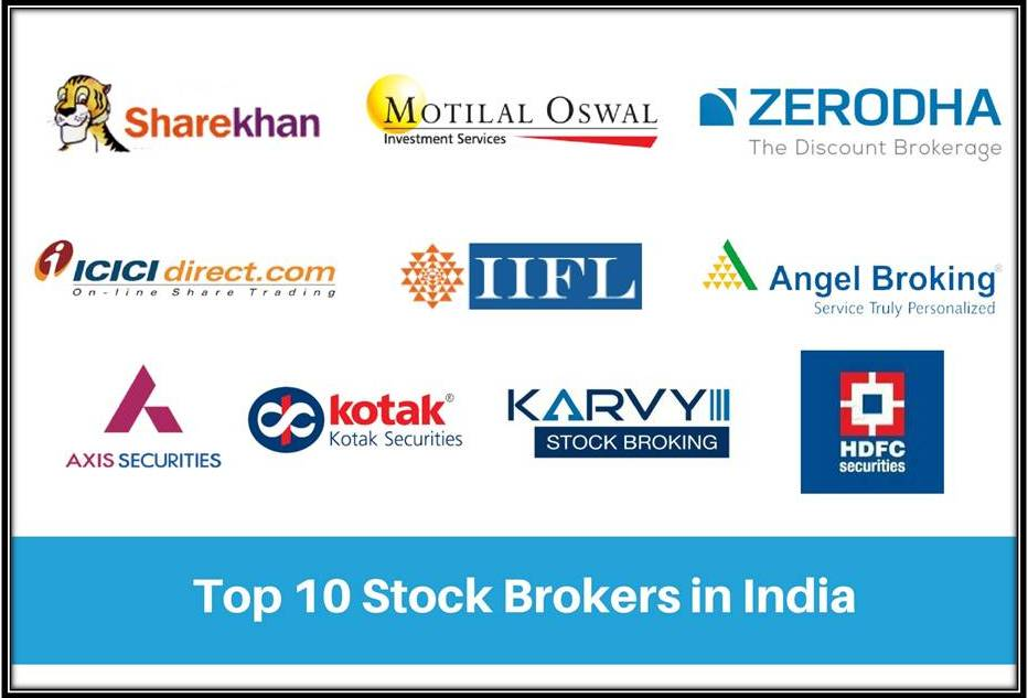 90aeb05e92 Stock Brokers in India | Top 10 Stock Brokers in India - Updated ...