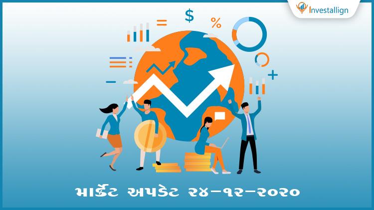Market Update 24 Dec 2020