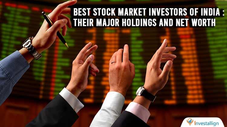 Best stock market investors