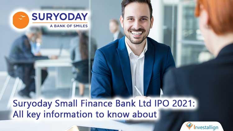 Suryoday Small Finance Bank Ltd IPO
