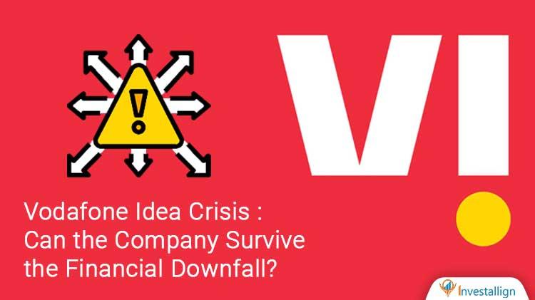 Vodafone Idea Crisis : Can the Company Survive the Financial Downfall?